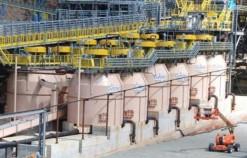 Zonas de Processamento e Transformação Mineral